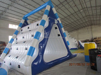 Top quality aquatic park inflatable water slide for sale