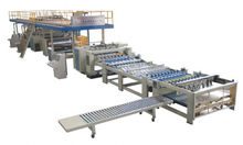 corrugated machine corrugated board production line jewelry gift paper packaging box