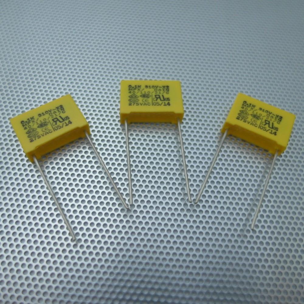 Metal Film Capacitors Film Capacitor Codes of x2