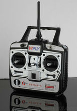 WFLY WFT09S 2.4GHz 6/7/9/11 Channels Radio Transmitter RC PLANE remote controller