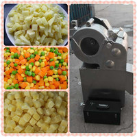 industrial potato cutter/ potato cutting machine for vegatable factory