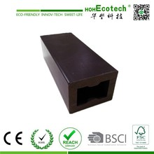 hollow cheap wood plastic composite joist
