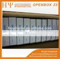 original openbox z5 1080p full hd receptor de satélite de apoyo wifi youtube google gmail de idioma chino iptv