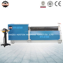 Hoston export low cost W11 cone rolling machine,rolling machine of rolls
