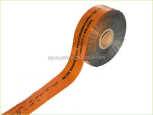 Gas Oil & Cathodic Line Underground Warning Tape Caution Tape Barricade Tape