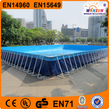 inflatable pool frame swimming pool large inflatable pool for sale