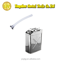Top quality aluminium can cap for stainless steel jerry can