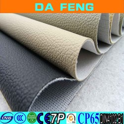 Wholesale embossing PVC leather