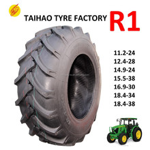 China tire manufacturer R1 11.2-24 12.4-28 14.9-24 15.5-38 16.9-30 18.4-30 18.4-34 18.4-38 agricultural tractor tire
