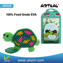 2015 ARTKAL 650 beads 89 colors 5mm plastic hama beads kit for craft