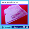 plastic PET blister clamshell packaging with insert card