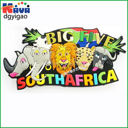 Customized 2D or 3D soft pvc fridge magnet for promotion gift