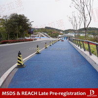 DE336 Waterborne Permeable Pavement Adhesive Paint