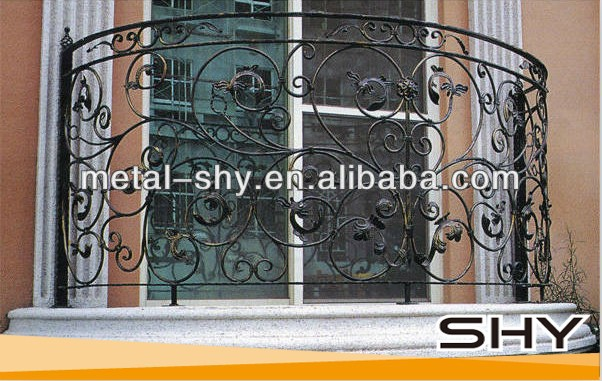 2014 hot sale forged steel window bar design view steel for Window bars design