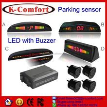 K-comfort Best price car digital rear sensors parking radar with high quality for sale