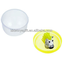 ERNIE ball Hotest promotional lovely plastic capsule toy for vending machine