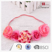 charming headbands big flower,hair accessories wholesale headbands