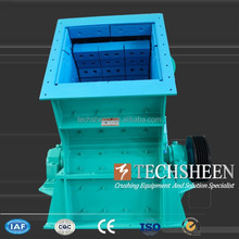 Brick Making Clay and Shale 200mm Feed Size Impact Stone Crusher