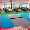 Caboli warehouse epoxy resin floor spray paint