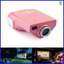 Mini LCD Projector Portable Home Theatre 120 Lumen 100 inch Picture Screen Cheap Overhead Projector Price