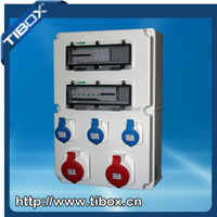China Suppliers TIBOX design for industry use 3pin Industrial Electric Plug