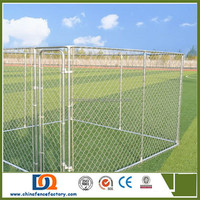 Factory Wholesale 4x2.3x1.8m(LWH) Heavy duty Extra large dog kennels runs