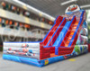 Giant inflatable Cars&Toys slide for commercial used