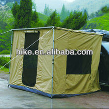 Car tent side Awning / Optional mosquito tent / Car Roof Tent