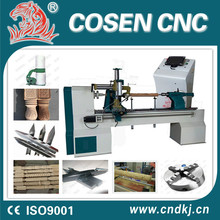 MULTIFUNCTIONAL CNC WOODWORKING LATHE / WOODWORKING MACHINE