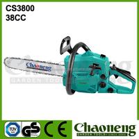 Chaoneng 3800 forester cut machine, tree cutting tool, log cutting tool