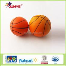 High quality PU anti Stress Ball basketball in PU