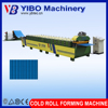 Yibo steel roof tile forming machine