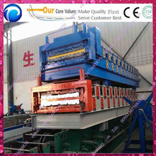 factory price commercial use metal roof tile making machine