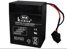 Good Quality UPS Battery 6V12Ah