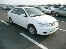 Toyota Corolla Sedan 2006 ID{655} JAPANESE USED CARS SECOND HAND VEHICLE