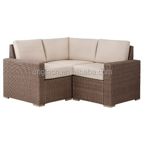 furniture sectional corner sofa and left/right arm chair royal garden