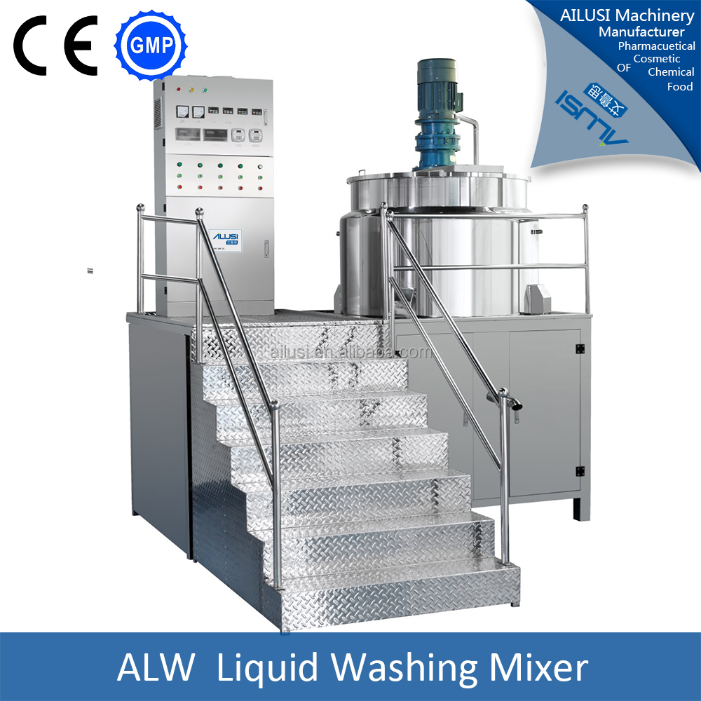 liquid hand wash manufacturing process pdf