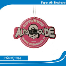High quality custom Factory directly supply paper air freshener