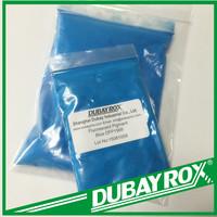High Heat Resistance Fluorescent Pigment Blue For Plastics