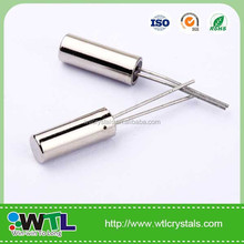 WTL crystal tuning fork crystal 32.768khz 2.6*3.8mm test crystal oscillator 18pf