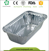 F5008 FDA Alu Food Packaging For Restaurant