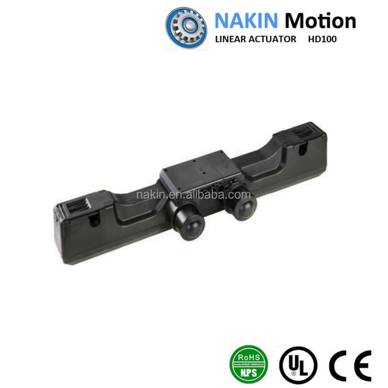 Customize heavy duty electric adjustable bed dual actuator for Adjustable bed motor replacement
