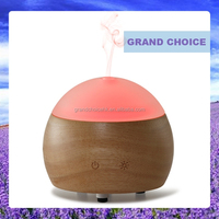 Ultrasonic LED Aroma Diffuser/Humidifier/Aromatherapy with 7 Color Changing