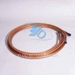 connect aluminum pipe kit,PVC cover for air conditioner installation