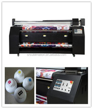 Directly Roll To Roll Sublimation Textile Printer With Heater