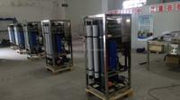 marine boat sea water desalination ro machine with 3tpd