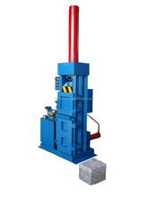special design vertical aluminum can press baler machine