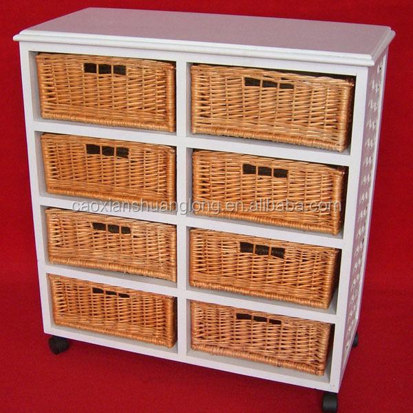 cuisine en bois meubles en osier panier tiroirs coffret en bois avec roues meubles de cuisine id. Black Bedroom Furniture Sets. Home Design Ideas