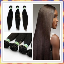 Full ends and thick cambodian hair weave ,straight virgin hair
