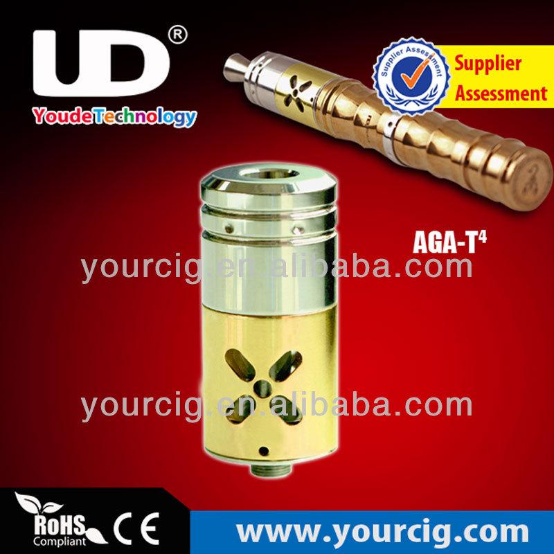 Le plus sûr& cigarette électronique de santé cigare électronique aga-t4 atomiseur.